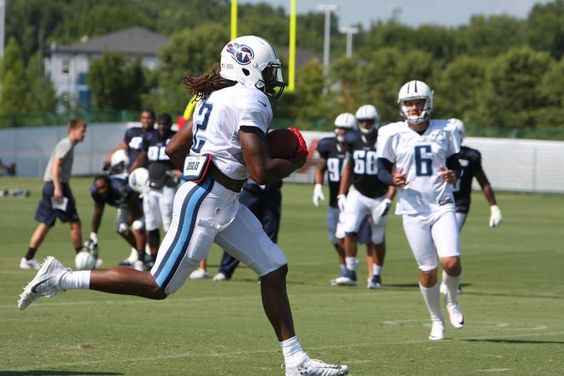 Titans Training Camp: Day 3 Quick Hits and Observations
