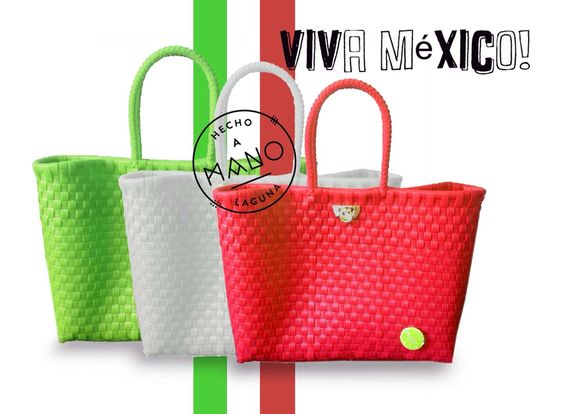 Bolsas artesanales hechas a mano en m xico hecho a mano for Plastico para impermeabilizar lagunas