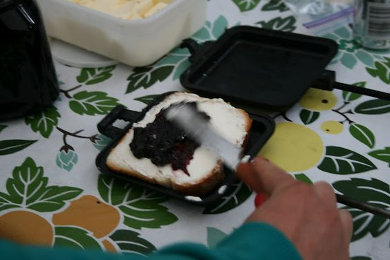 0 Great Camping Recipes & Tips To Get You Through Camping Season PLUS a yummy campfire treat