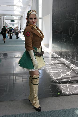 Steampunk Rogue | Steampunk Rogue - Anime Expo