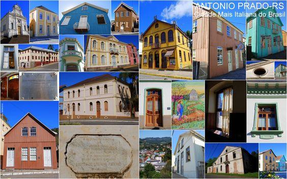 Antonio Prado (RS) - Cidade mais italiana do Brasil