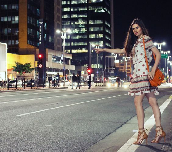 Modelo - Isabela Pinheiro (L'equipe).