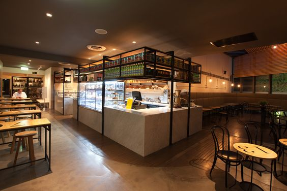 Grosvenor Hotel restaurant and bar by Red Design Group