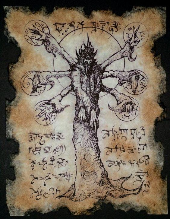 El Necronomicón,un libro salido de los infiernos Cd3bff4310e4802bf98379f313680660