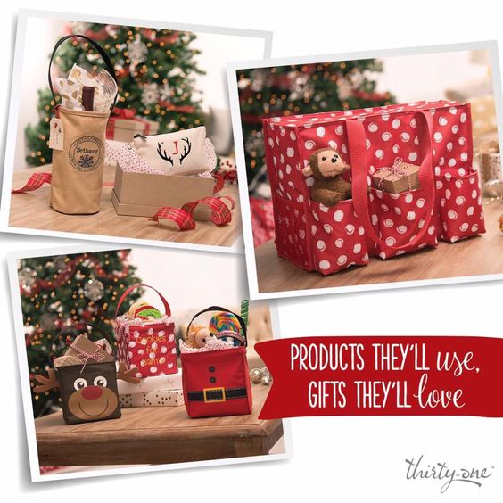 Winter 2016 Holiday Collection www.mythirtyone.com/followinglifesbreezes