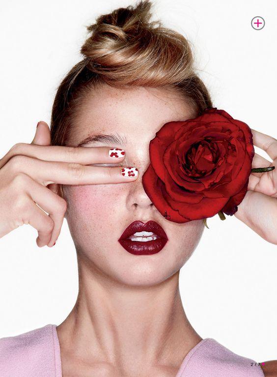 4 Maquiagens Incríveis na Glamour Americana!