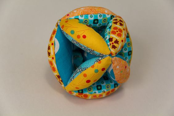 patchwork puzzle ball