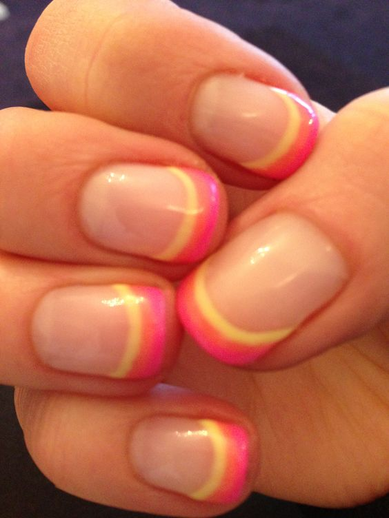 Refreshers nails