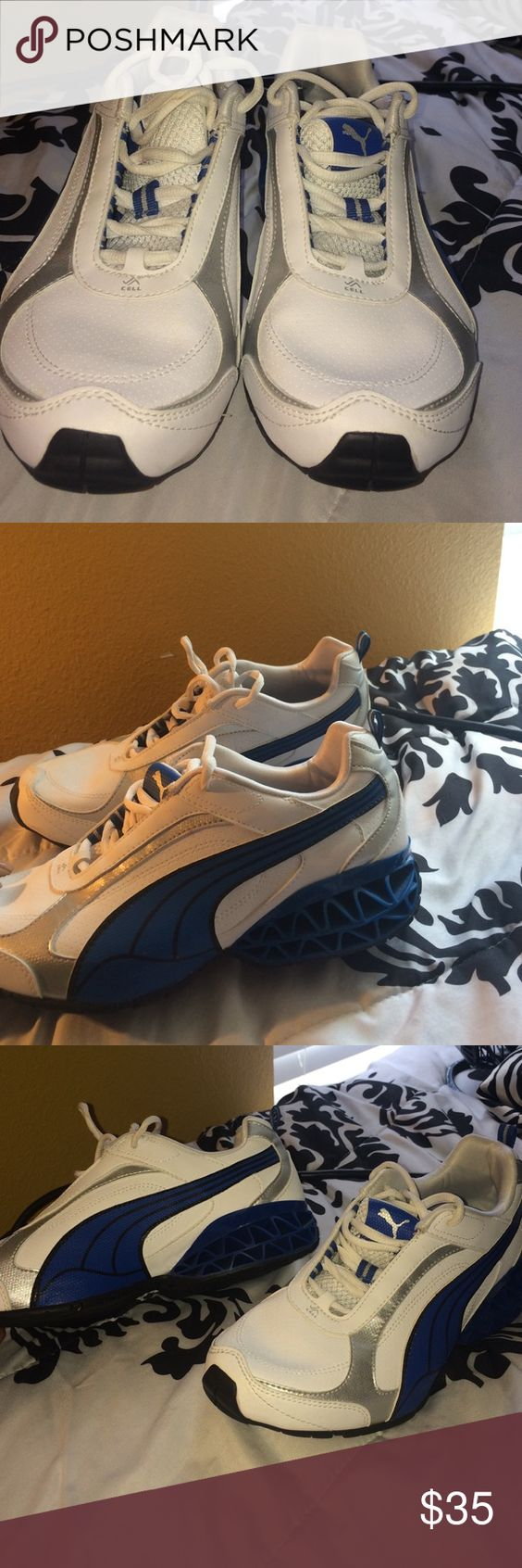 Pumas Clean puma sneakers mint condition Puma Shoes Sneakers