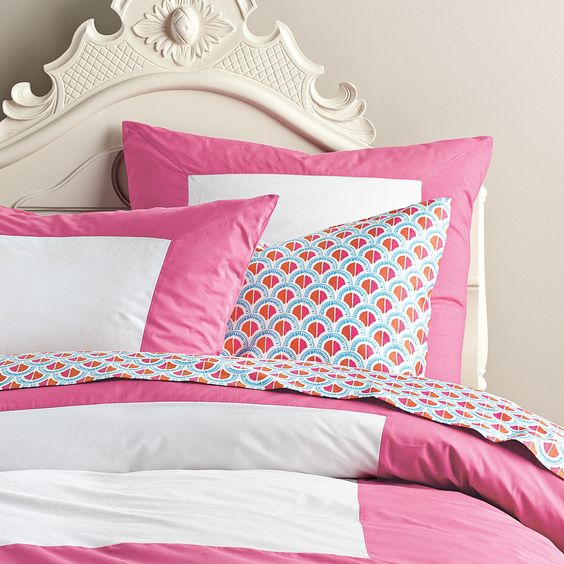 Juice Collection Bedding. This is adorable!