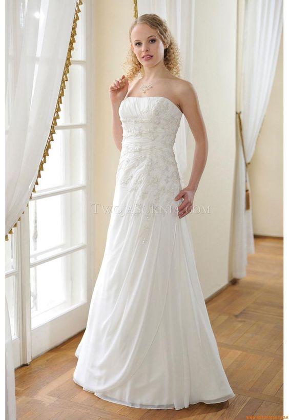 abiti da sposa Altara Dea Andra 2013