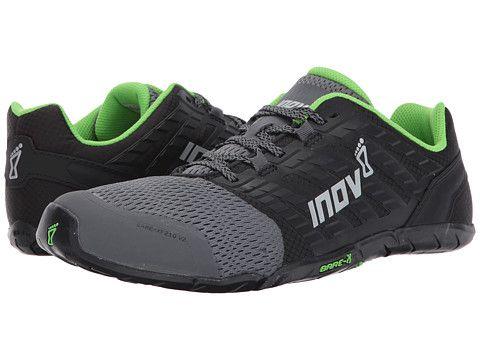 Inov 8 Bare Xf 210 V2 Running Shoes For Men Running Shoes Zero Drop Shoes