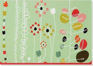 Artful Garden Note Cards, Stationery, Blank Note Cards, Peter Pauper Press