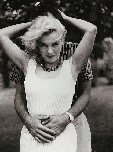 Marilyn monroe: and arthur Miller: