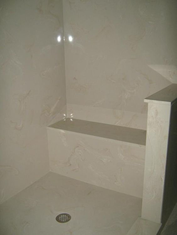 Cultured Marble Shower Shower Wall Panels And Marble