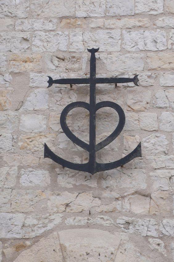 Coeur des Stes Maries de la mer