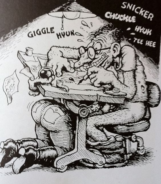 REPÁMPANOS: En la mesa de dibujo