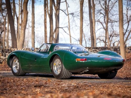 1966 Jaguar XJ13 V12 Prototype Sports Racer