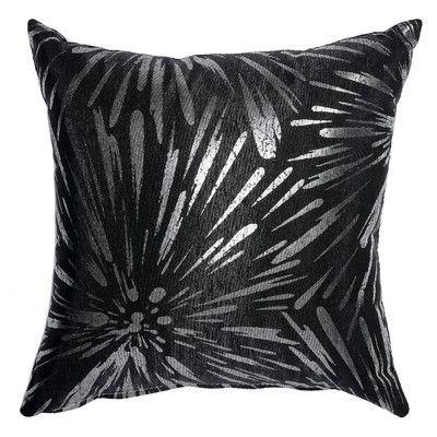 Sunburst Accent Pillow
