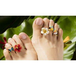 日本唯一足の指輪専門ブランドが新作発表