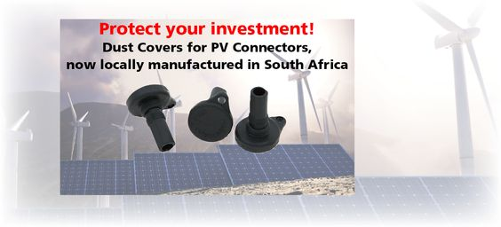 HellermannTyton SA presents our Brand NEW #DustCovers for the #RenewableEnergy Industry http://bit.ly/1oDdtyi