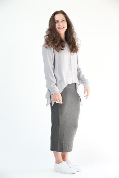 Skirt, Charcoal