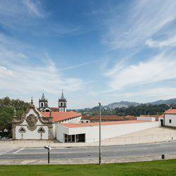 Municipal Museum Abade Pedrosa (MMAP) and International Contemporary Sculpture Museum (MIEC), Santo Tirso, 2016 - Álvaro Siza Vieira, Eduardo Souto de Moura