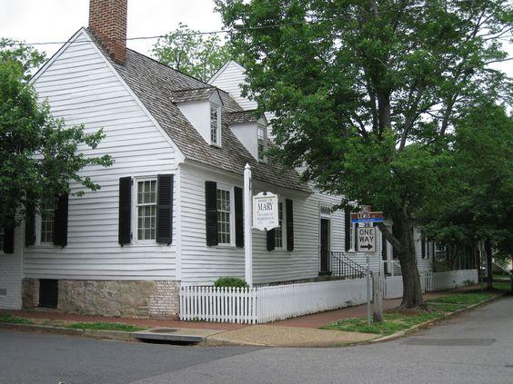 Mary Washington House- Fredericksburg, VA