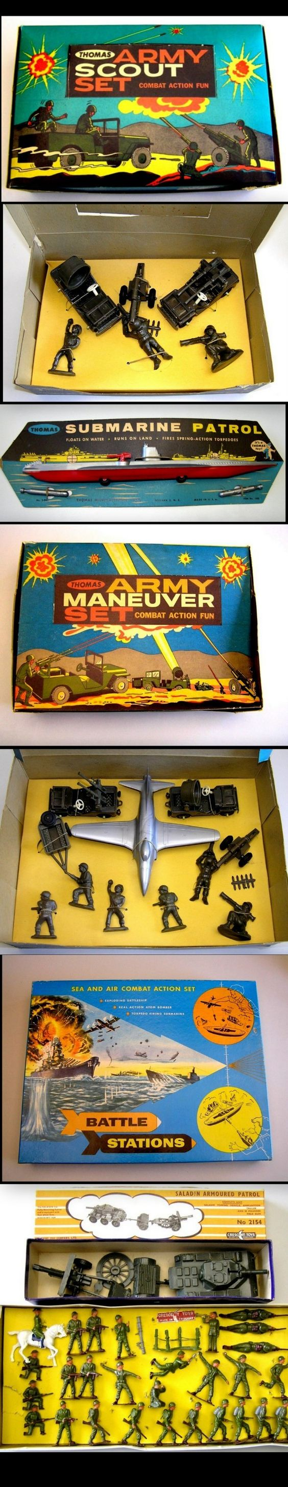 Antique Military Toys 60