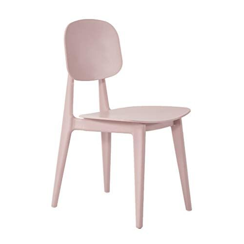 Dining Chair Lxn Molded Plastic Modern Simplicity Stackable Home