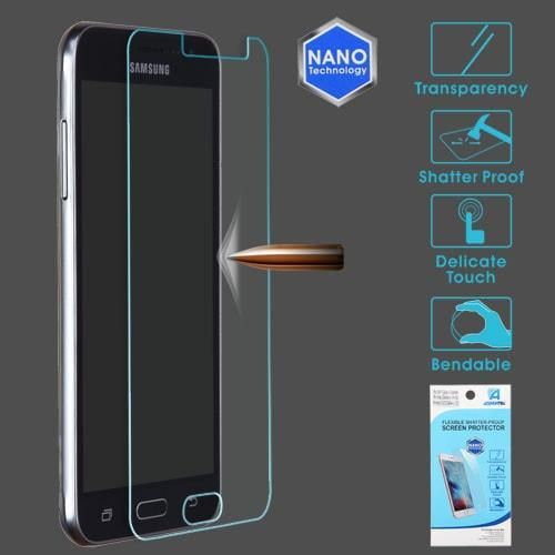 MYBAT Screen Protector for Galaxy J3/Amp Prime - Shatter-Proof