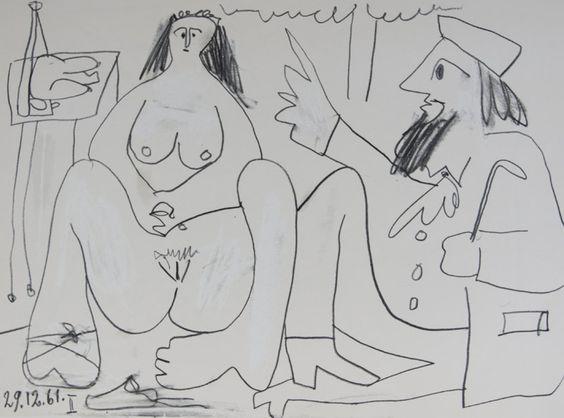 Les Déjeuners | Pablo Picasso, Douglas Cooper, text | First American edition