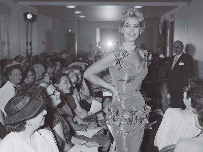 Photo from very first New York Fashion Week