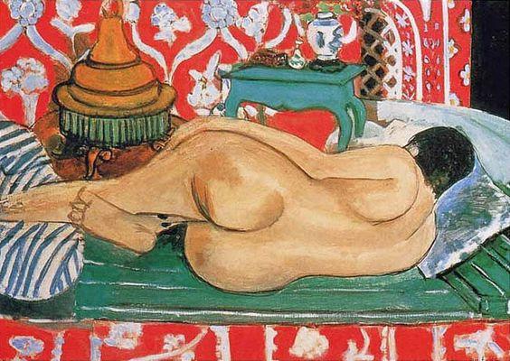 Henri Matisse, Reclining Nude