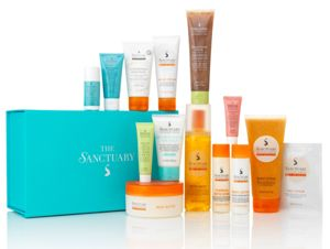Sanctuary Pamper Hamper - we adore their products!