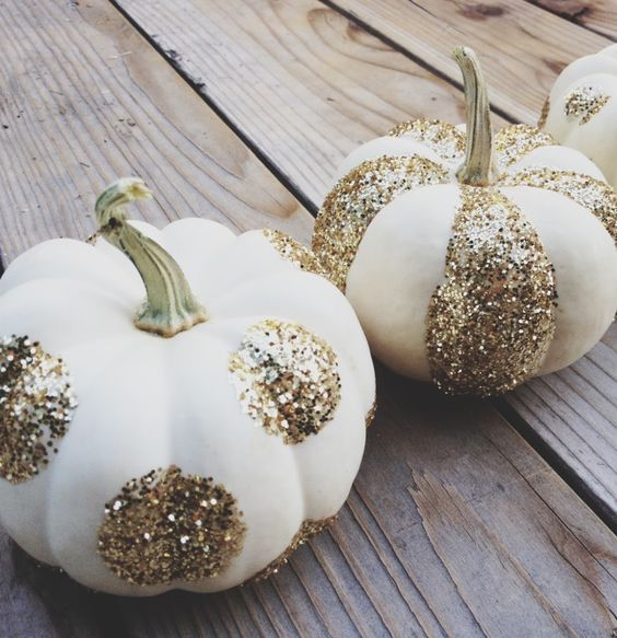 DIY Glitter Pumpkins Fitness & Nutrition Mentor 100lbs gone! {Food}…:
