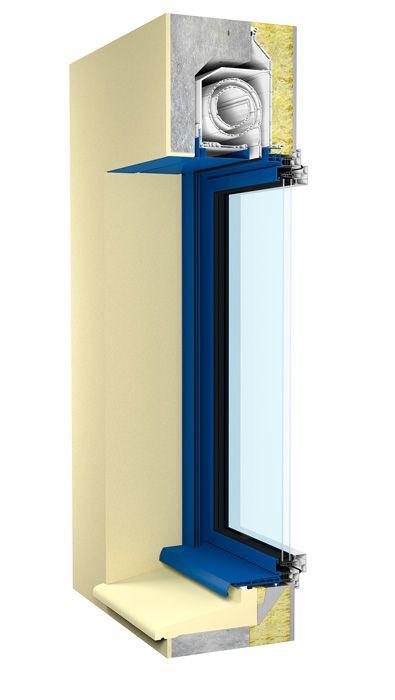 volet roulant invisible fen tres aluminium pinterest. Black Bedroom Furniture Sets. Home Design Ideas