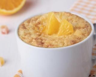 Pudding à l'orange au Thermomix© : http://www.fourchette-et-bikini.fr/recettes/recettes-minceur/pudding-lorange-au-thermomixc.html