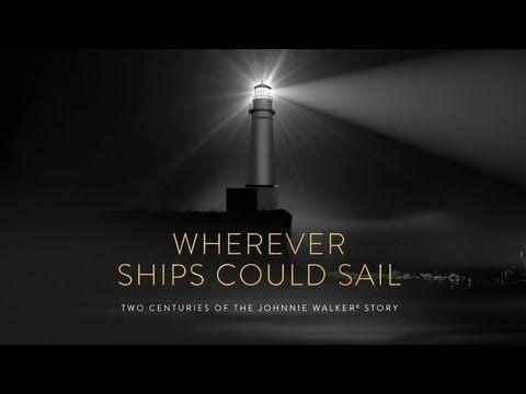 Johnnie Walker, 200 años de historia relatados en animación  Johnnie Walker cumplirá en breve 200 años. Como anticipo a la celebración la agencia Havas Worldwide en NuevaYork ha realizado Wherever Ships Could Sail, un corto de animación en motion graphics en el que resume la historia del célebre whisky.
