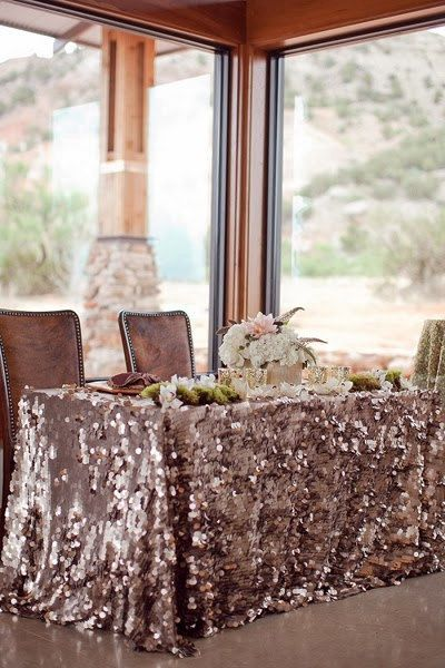 This is stunning and very unique table linen! Use for an exquisite sweets table, sweetheart table, gift table - and one of my personal favorites - your: