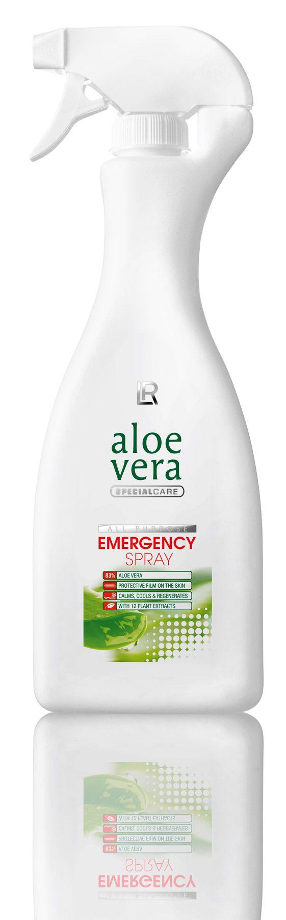 LR Aloe Vera Emergency Spray