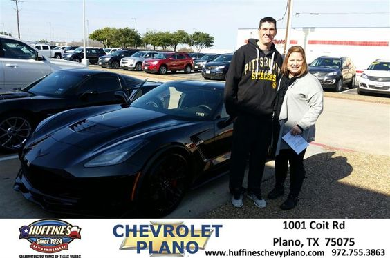 Congratulations to Michael Kastrounis on your #Chevrolet #Corvette purchase from Pamela Profitt at Huffines Chevrolet Plano! #NewCar