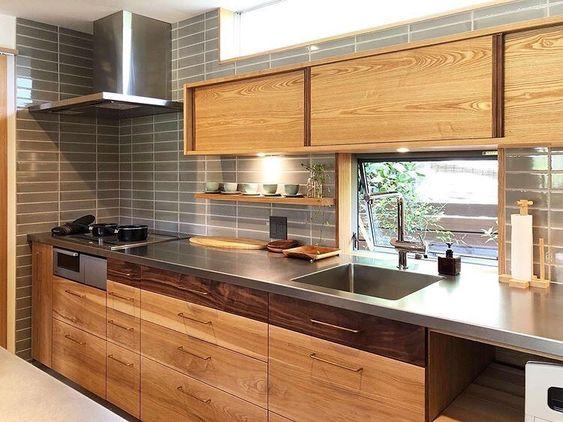造作キッチン 価格 ポイント 実例 サンプル