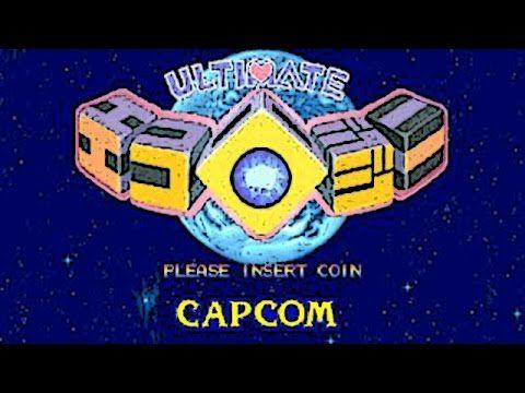 Eco Fighters aka Ultimate Ecology (Arcade/Capcom/1993) [720p]