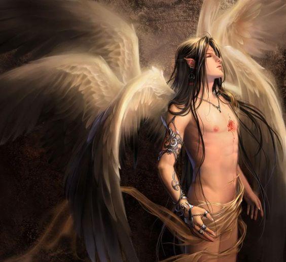 Samael | segundo a etimologia samael significa veneno sama de deus el também ...