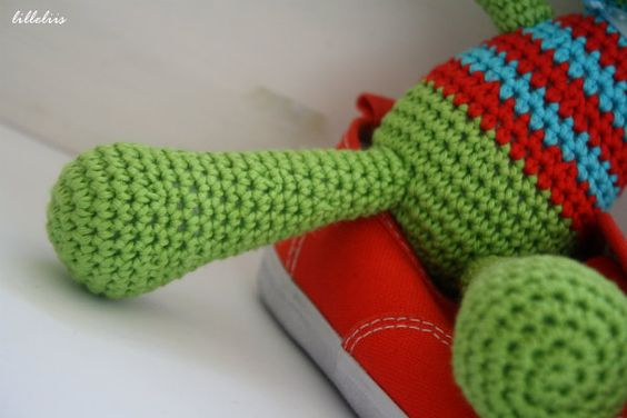 Amigurumi, Free amigurumi patterns and Dutch on Pinterest