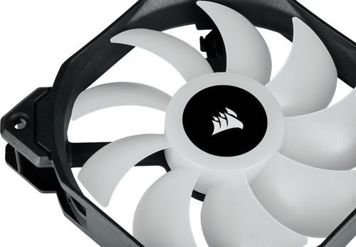 Corsair Icue Sp120 Rgb Pro 120mm System Cabinet Fan Kit With Rgb