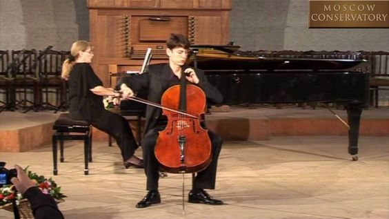 N. Paganini - Variations on a theme from «Moses in Egypt». Narek Hakhnaz...