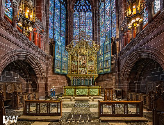 Lady Chapel, Anglican Cathedral, Liverpool | Flickr - Photo Sharing!