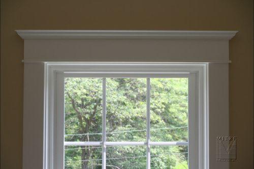 Exceptional Pictures Of Interior Window Trim Ideas